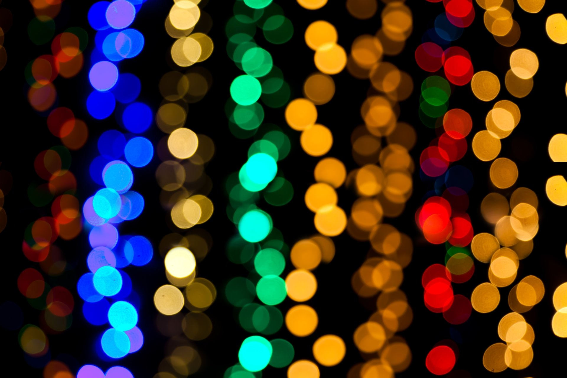 Artistic - Bokeh  Artistic Light Colors Colorful Circle Wallpaper