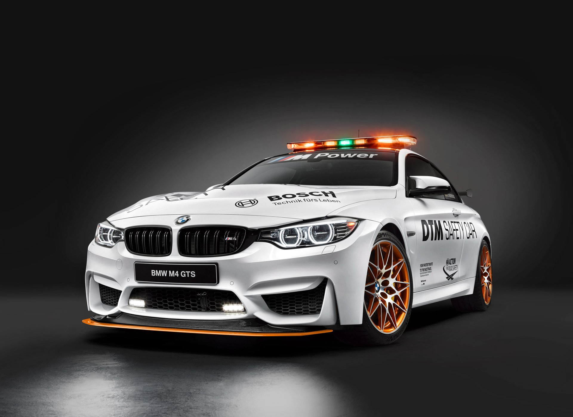 Vehicles - BMW M4  BMW M4 GTS Race Car Wallpaper