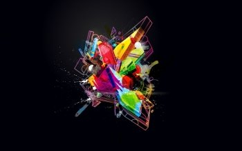 Abstract - Cool Wallpapers and Backgrounds ID : 77934