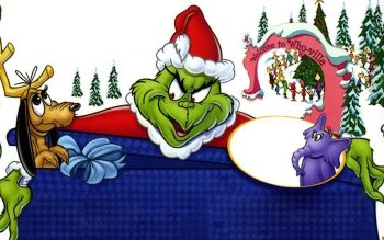 hd wallpaper background image id781981 1920x1080 film dr seuss how the grinch stole christmas - How The Grinch Stole Christmas Stream