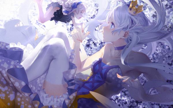 Anime Benghuai Xueyuan Kiana Kaslana HD Wallpaper | Background Image