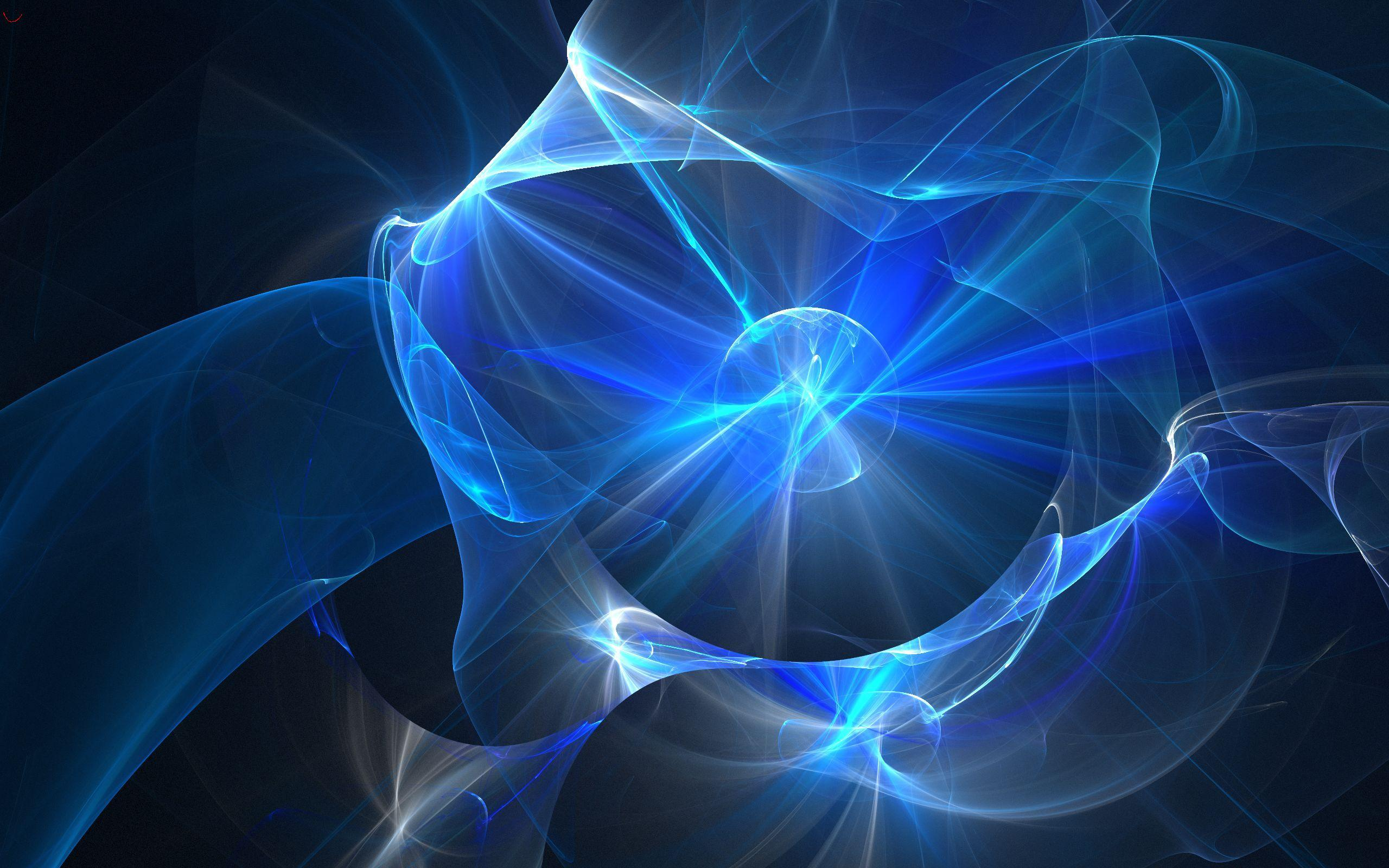 Wallpaper Abstract Blue