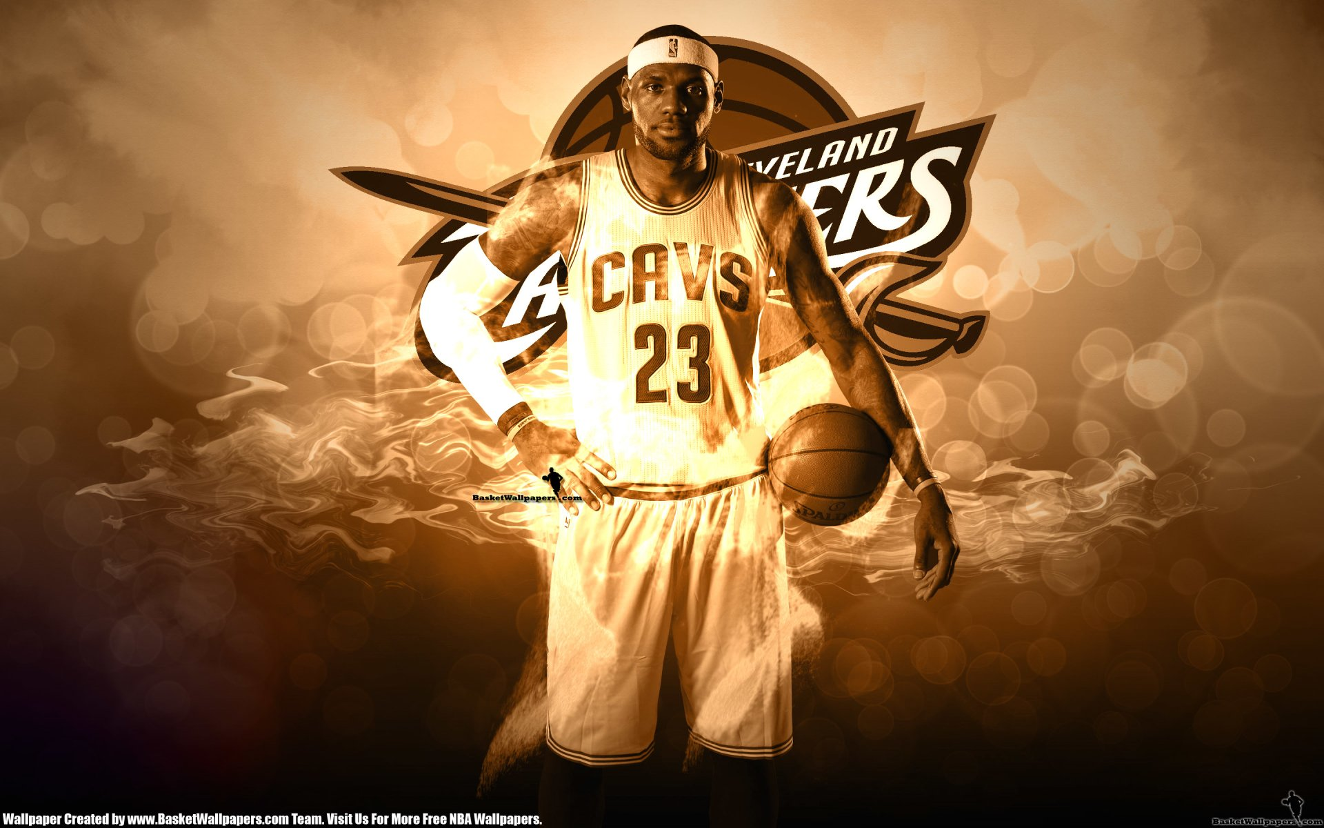 Sports - LeBron James  Wallpaper