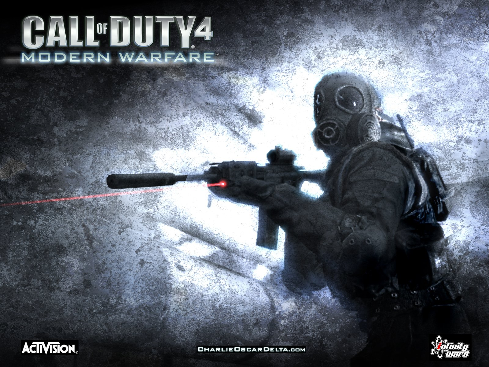 Call Of Duty 4 Modern Warfare Wallpaper And Background Image