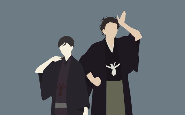 Anime Shouwa Genroku Rakugo Shinjuu: Sukeroku Futatabi-hen HD Wallpaper   Background Image