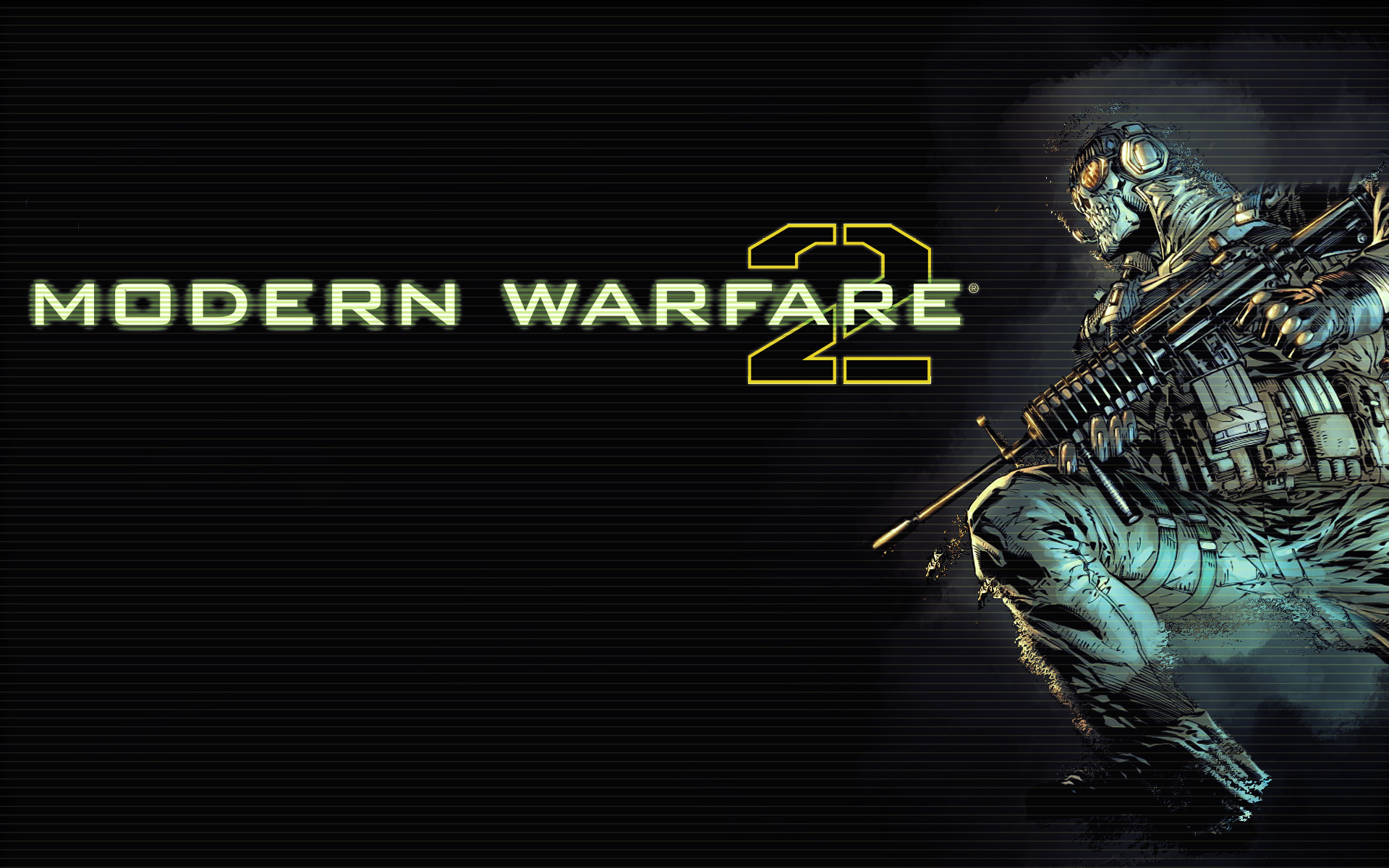 Call Of Duty Modern Warfare 2 Hd Wallpaper Background Image