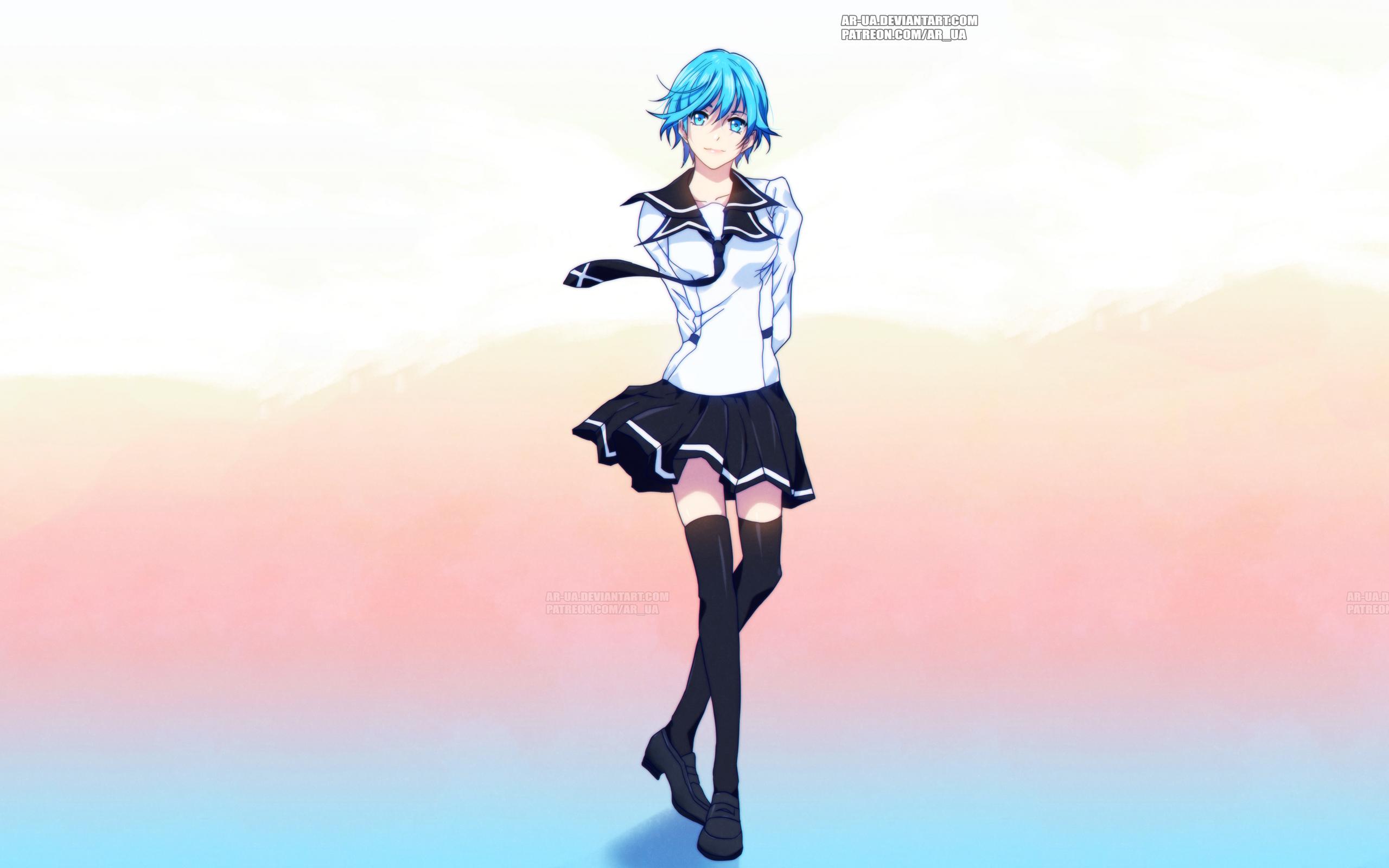 Fuuka Hd Wallpaper Background Image 2560x1600 Id784975