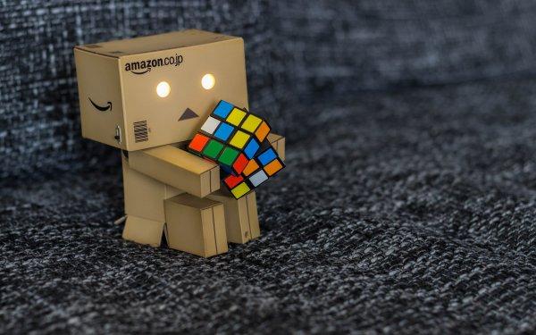 Misc Danbo Rubik's Cube HD Wallpaper | Background Image