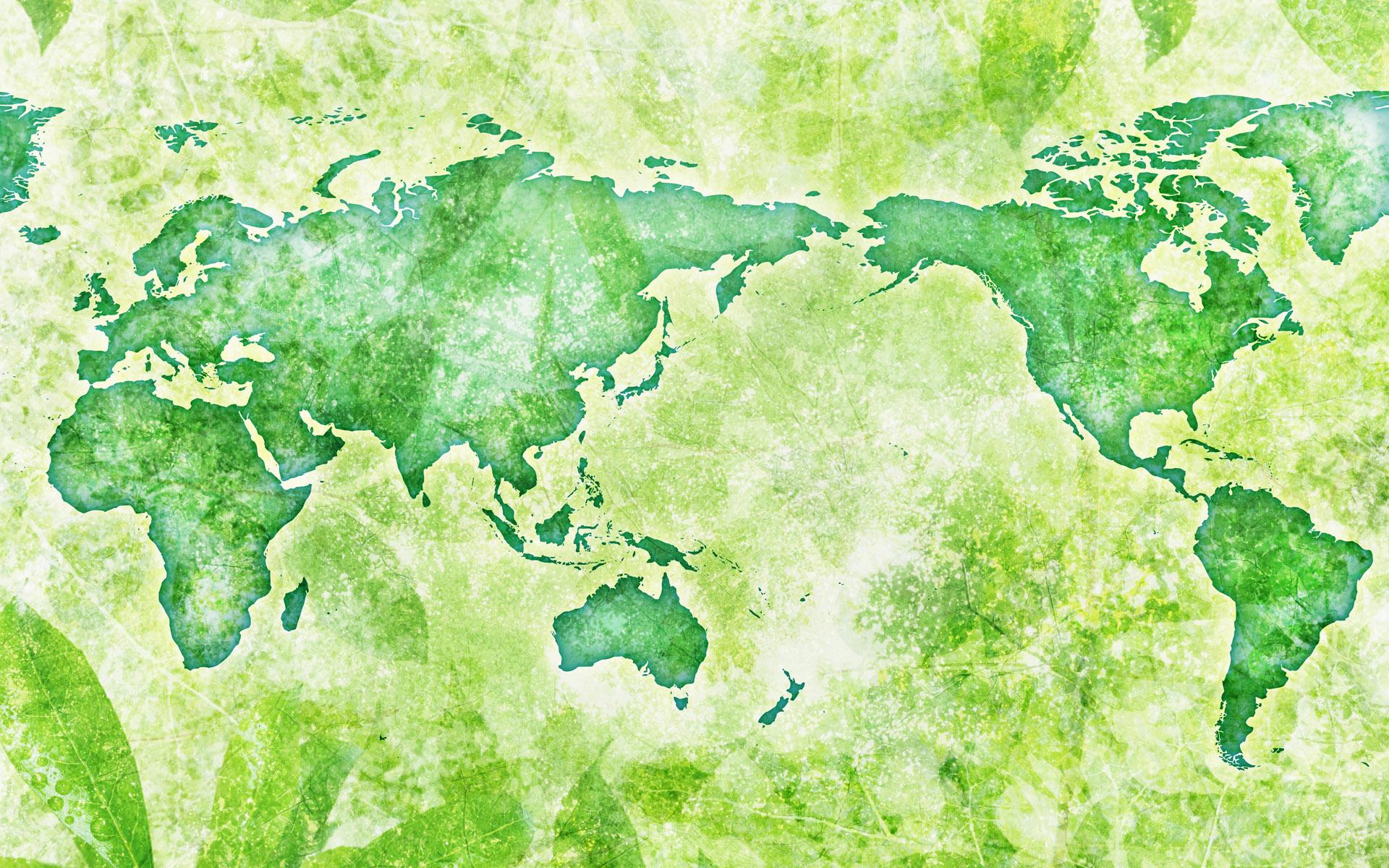 Misc - World Map  Wallpaper
