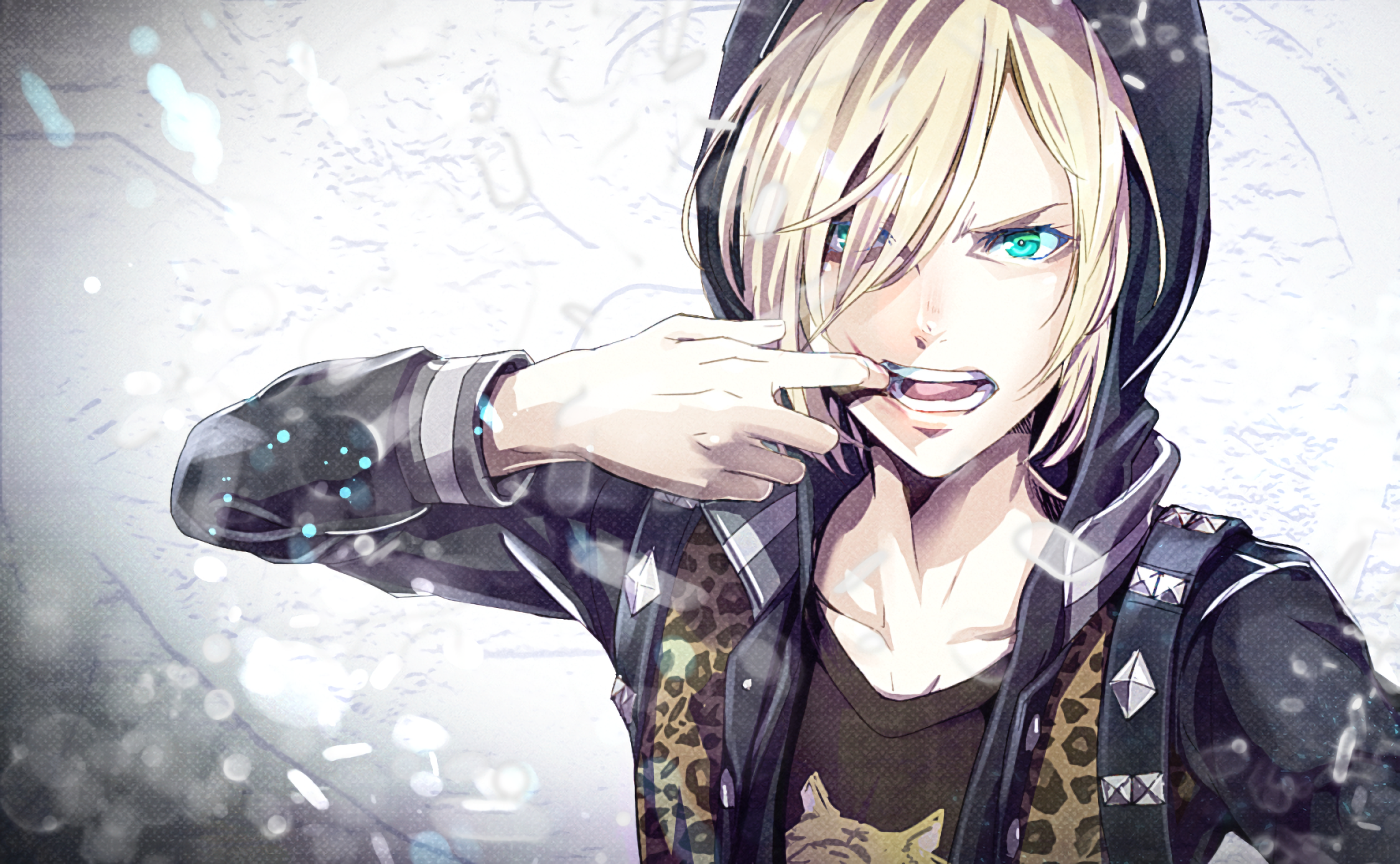 Yuri Plisetsky HD Wallpaper