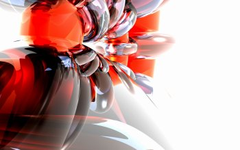Abstract - Red Wallpapers and Backgrounds ID : 7868