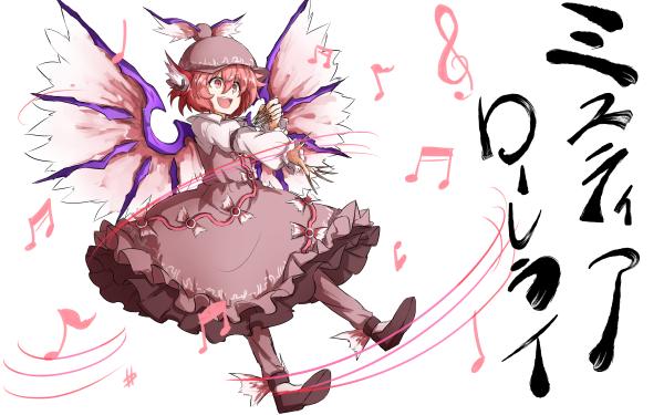 Anime Touhou Mystia Lorelei HD Wallpaper | Background Image
