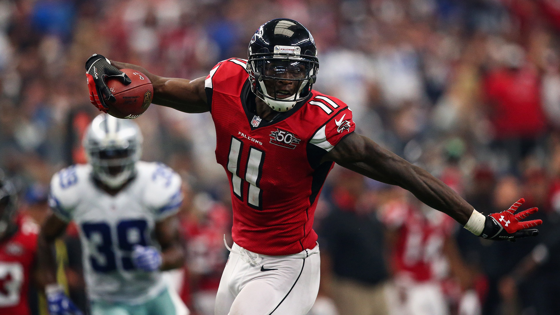 Julio Jones Full HD Wallpaper and Background