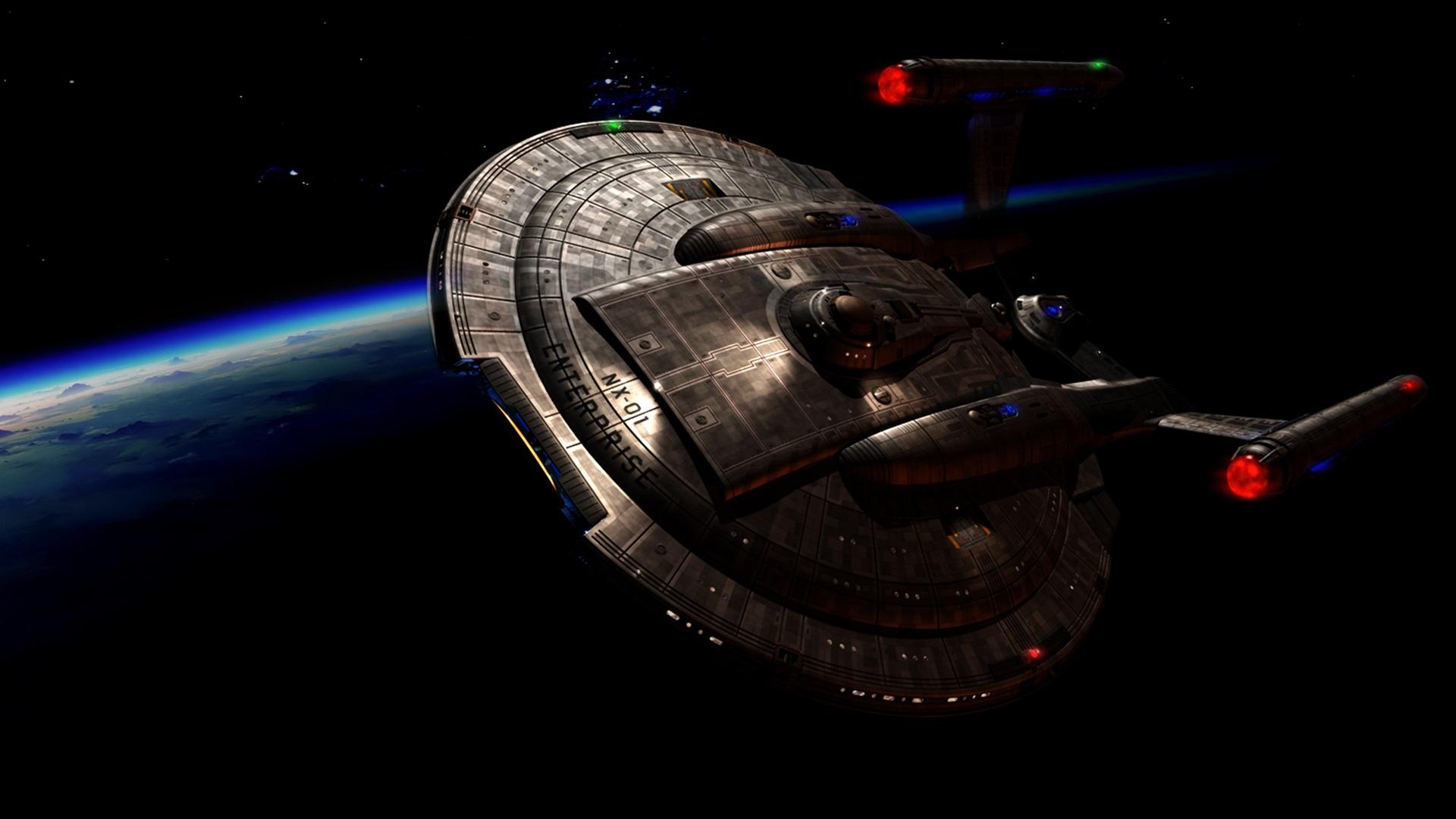 Star Trek Enterprise Fondo De Pantalla Hd Fondo De