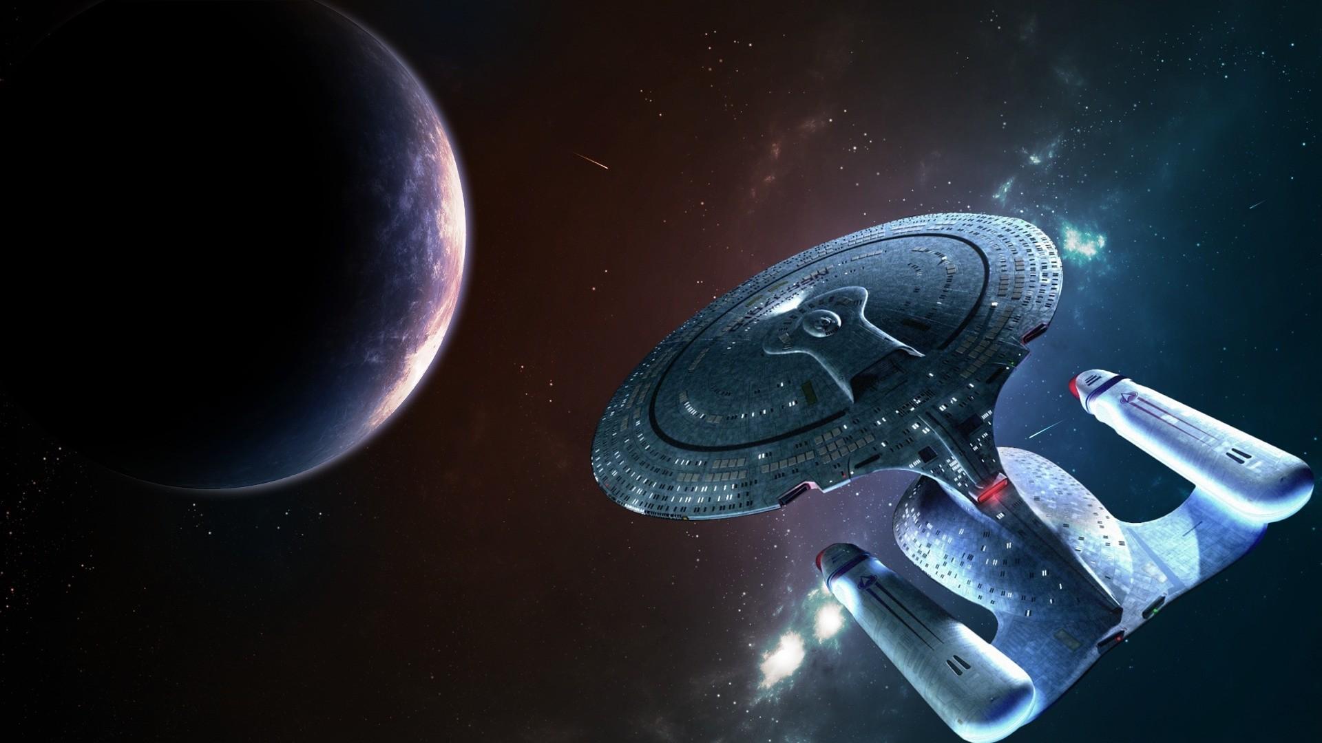 Star Trek The Next Generation Hd Wallpaper Background
