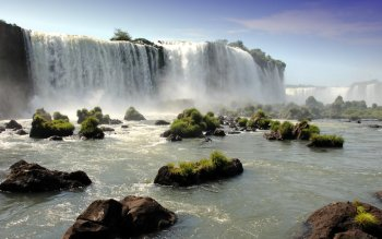 Erde - Iguazu Falls Wallpapers and Backgrounds ID : 78944
