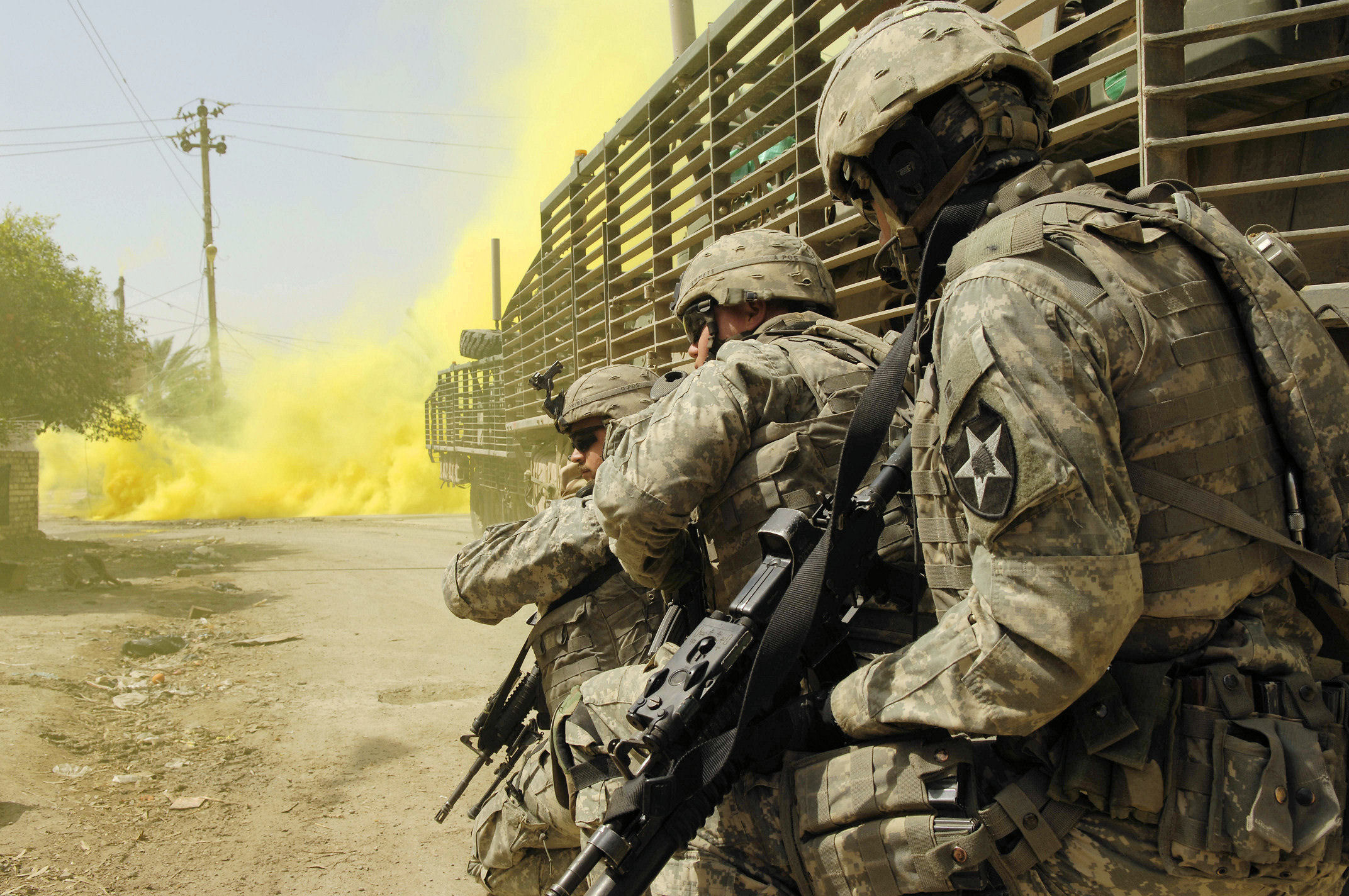 Military - Soldier  Military Wallpaper