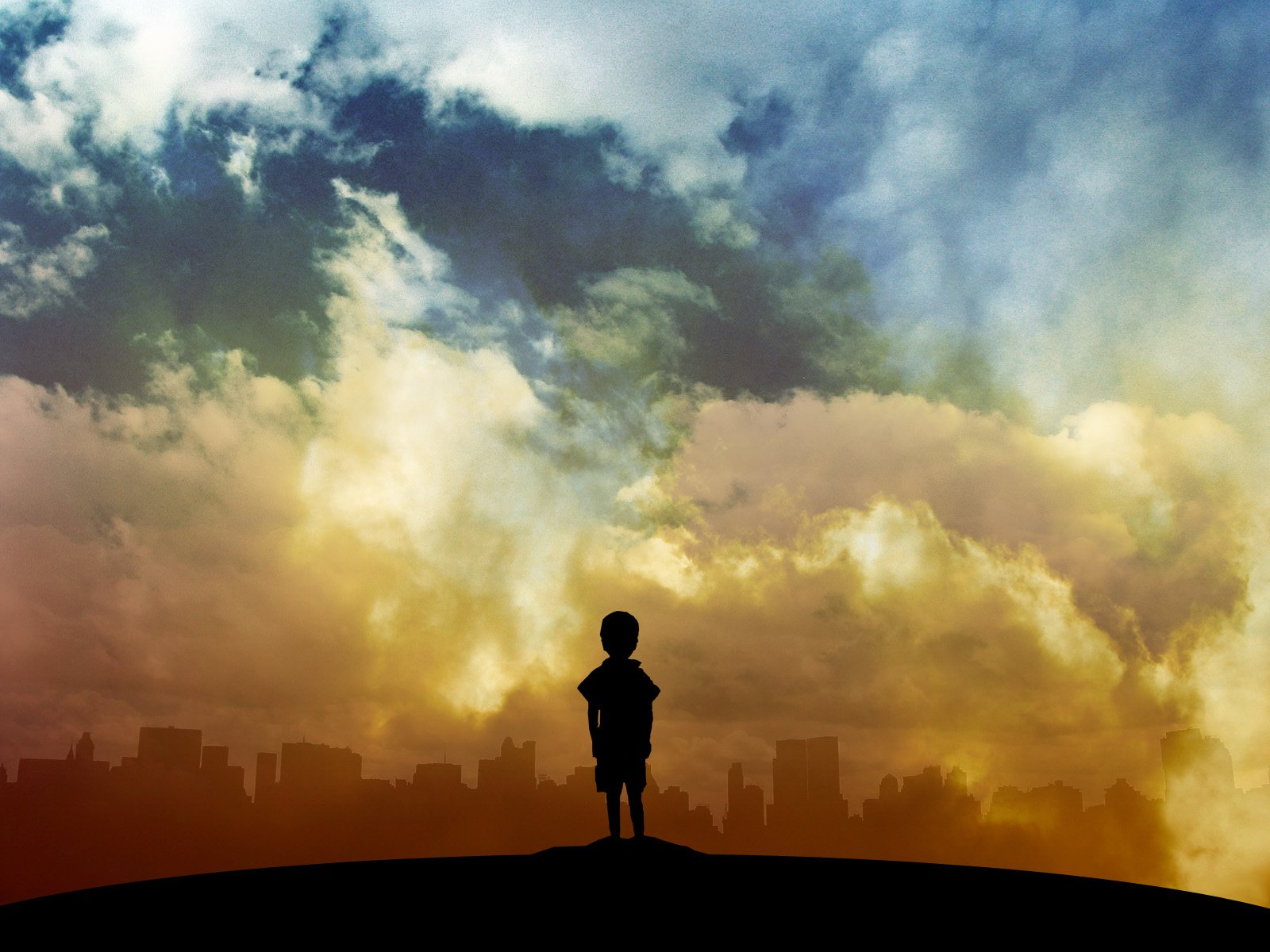 Artistic - Human  Child Wallpaper