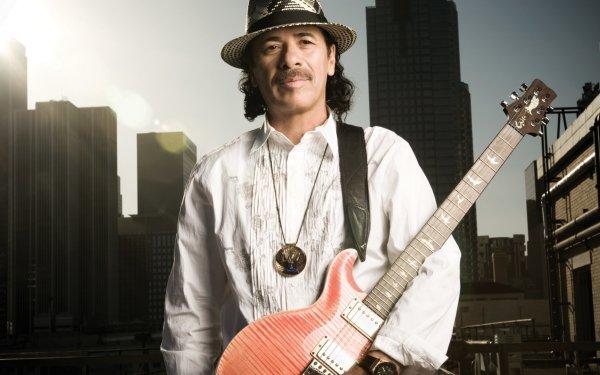 Music Santana Classic Rock Blues Carlos Santana HD Wallpaper | Background Image