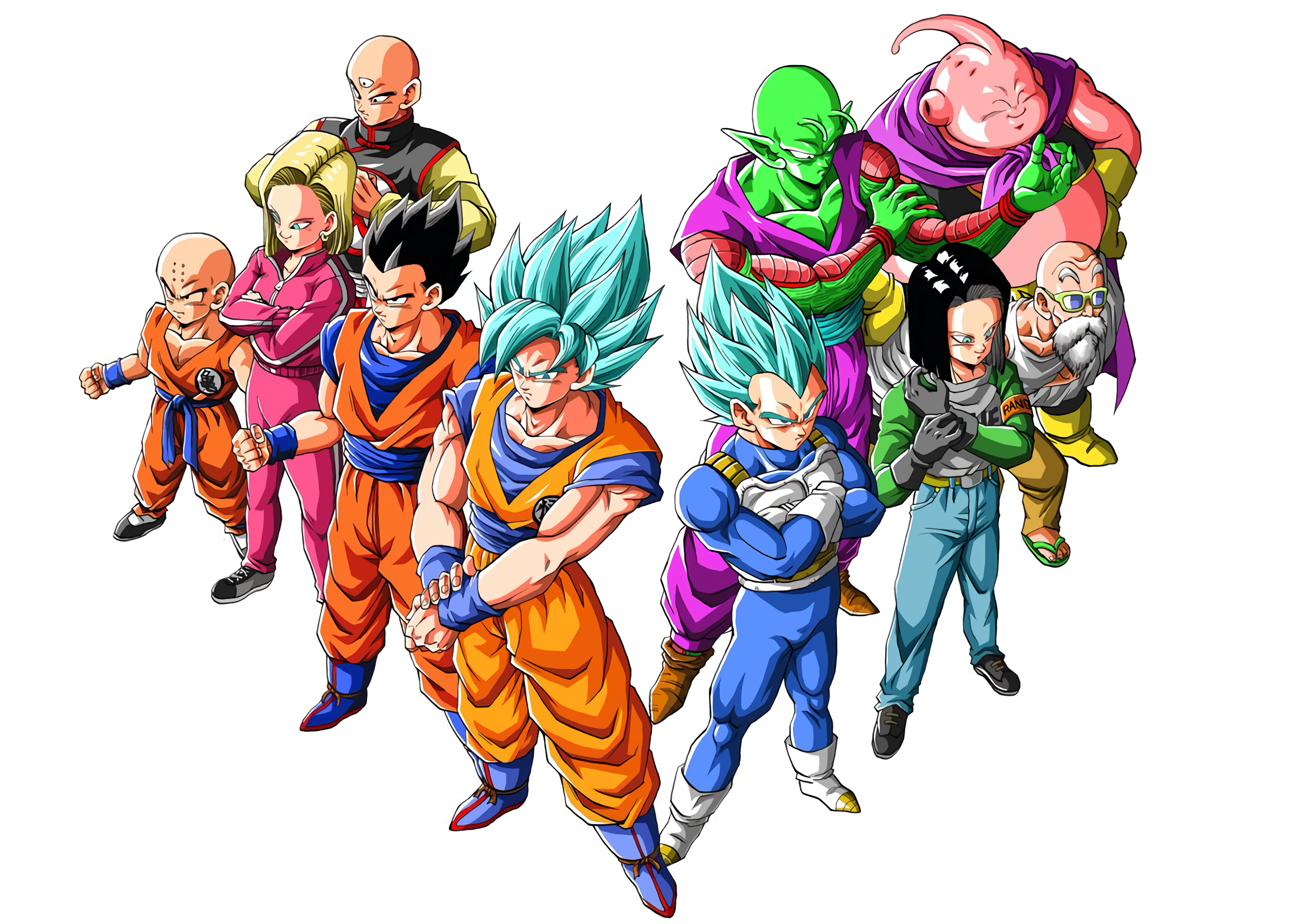 Dragon Ball Super Hd Wallpaper Background Image 2400x1720 Id