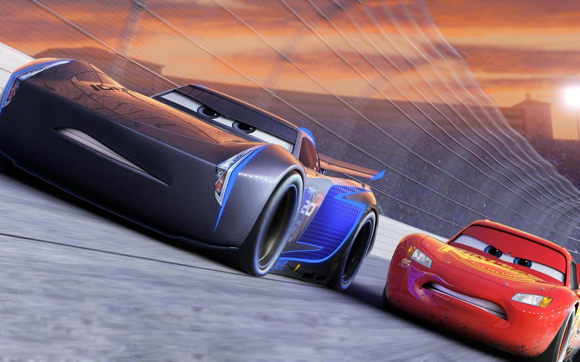 26 Lightning Mcqueen Hd Wallpapers Background Images Wallpaper Abyss