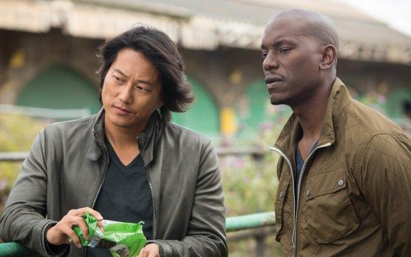 Películas Fast & Furious 6 Rápidos y Furiosos Fast & Furious Han Sung Kang Roman Pearce Tyrese Gibson Fondo de pantalla HD | Fondo de Escritorio