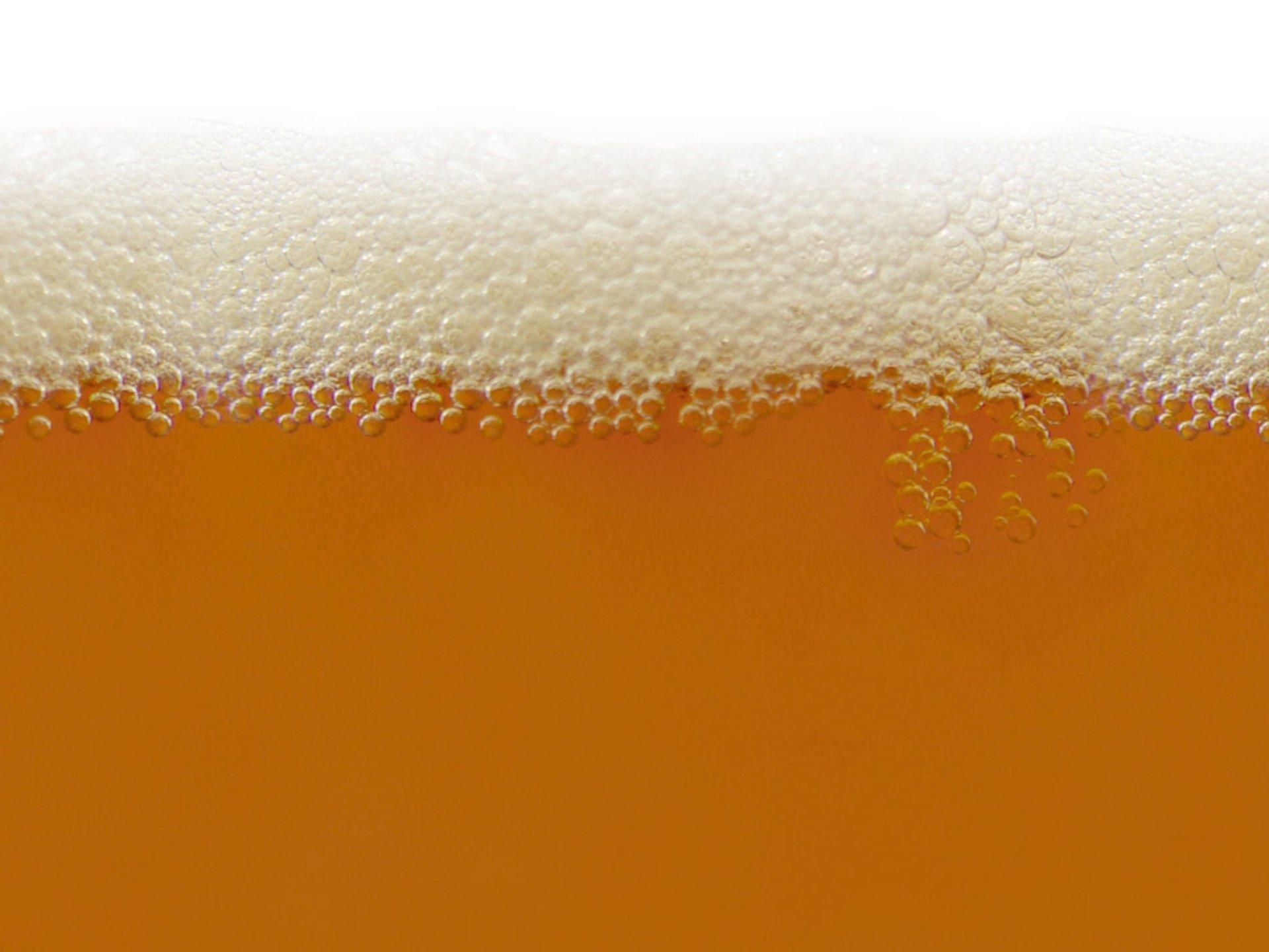 Food - Drink  Beer Bubble Wallpaper