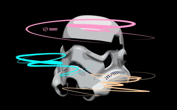 Movie Star Wars Stormtrooper Head HD Wallpaper   Background Image