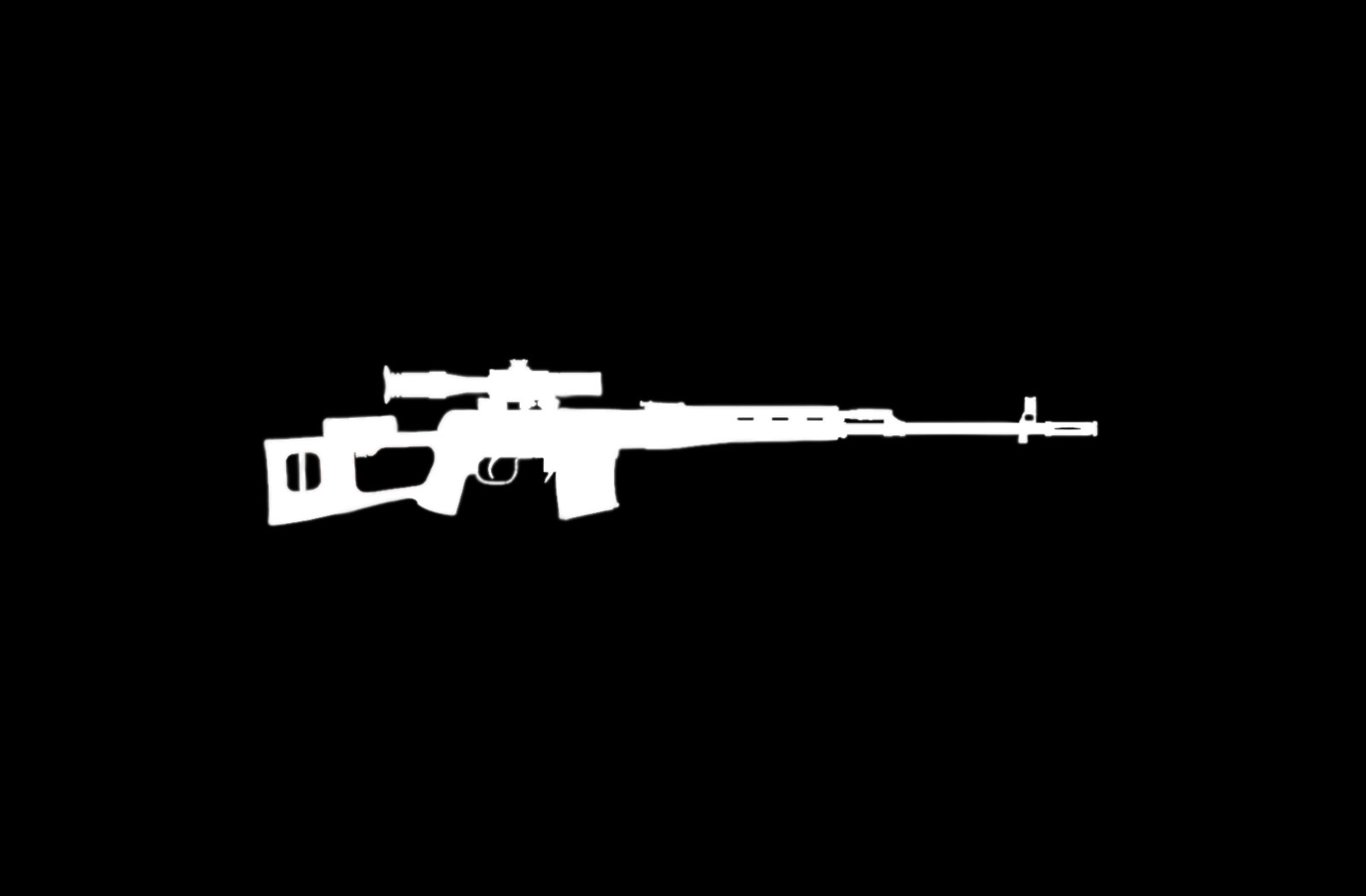 Sniper Rifle Wallpaper and Background 1600x1050 ID79438