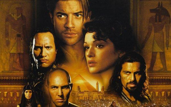 Movie The Mummy Returns Richard O'Connell Brendan Fraser HD Wallpaper | Background Image