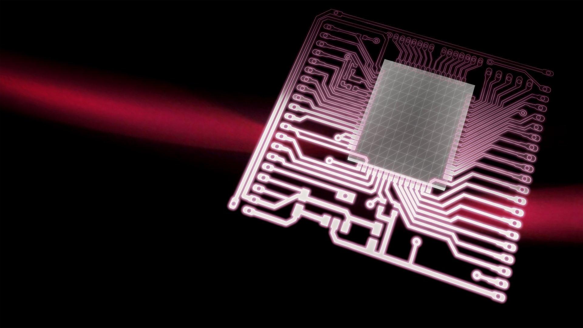 技术 - 电路  Processor 技术 艺术 壁纸