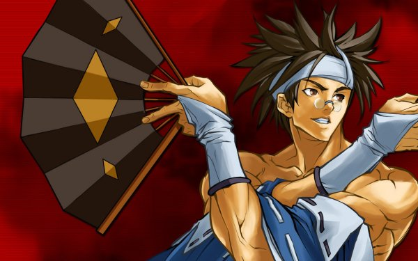 Video Game Guilty Gear XX Accent Core Plus Anji Mito HD Wallpaper   Background Image