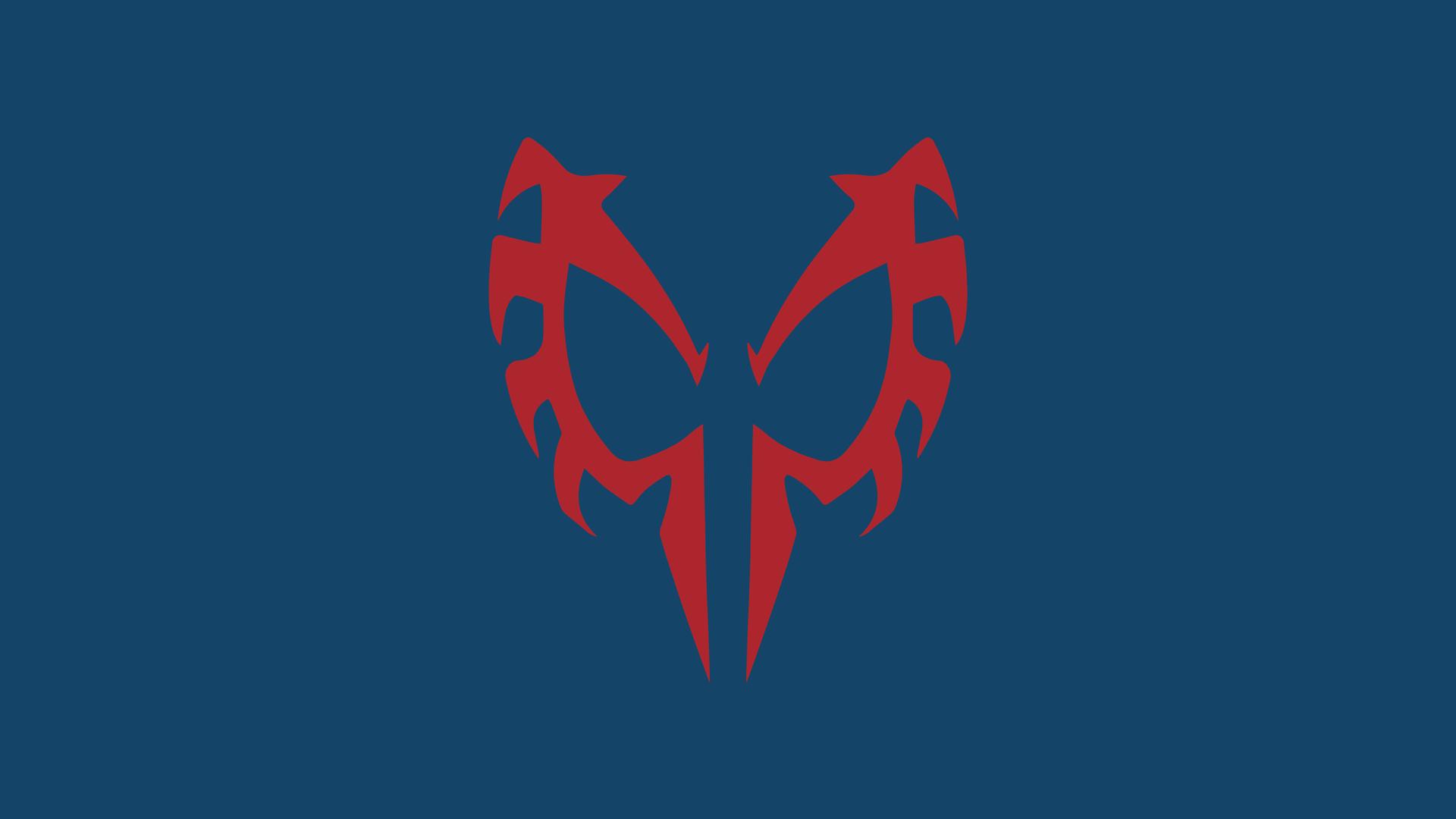 Cool Spiderman 2099 Wallpaper: Spider-Man 2099 Logo HD Wallpaper