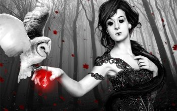 Dark - Women Wallpapers and Backgrounds ID : 79676