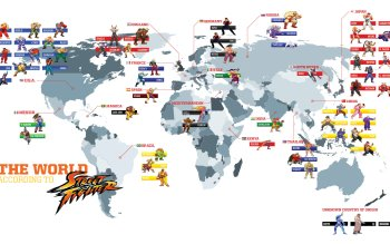 Video Game - Street Fighter Wallpapers and Backgrounds ID : 79694