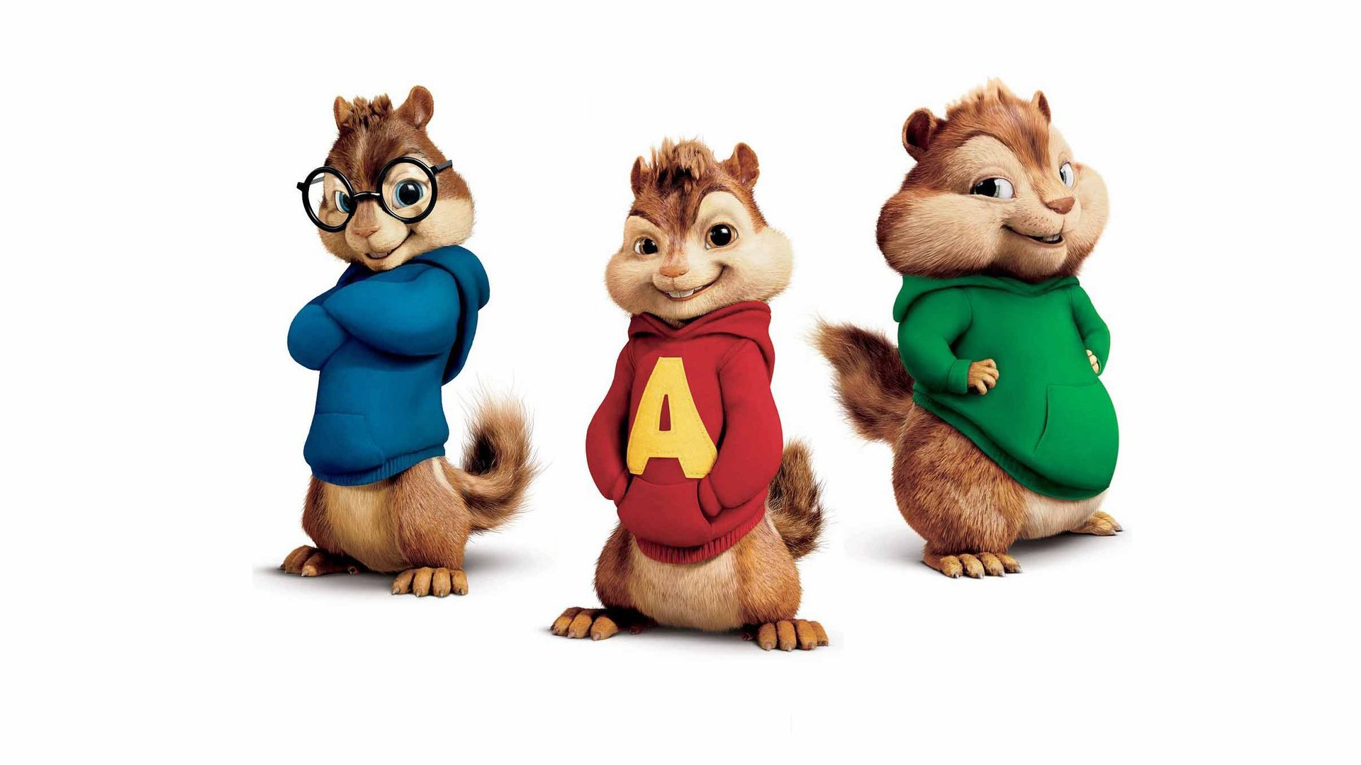Alvin And The Chipmunks Hd Wallpaper Background Image