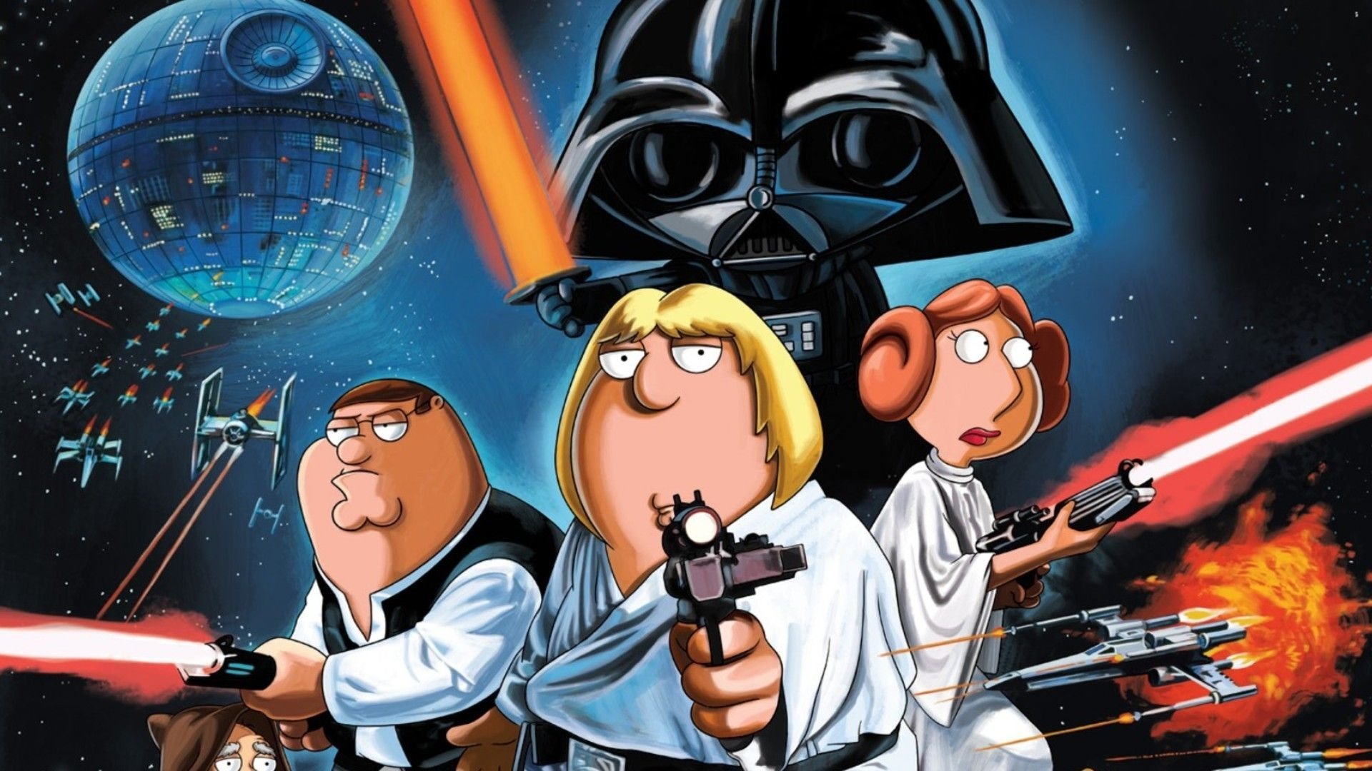 111 Family Guy HD Wallpapers | Background Images - Wallpaper Abyss