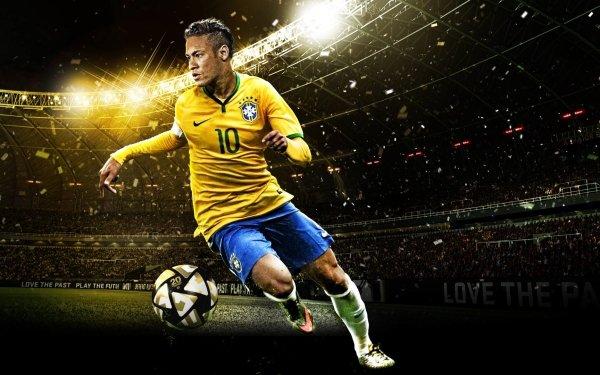 Sports Neymar Football Joueur Fond d'écran HD   Image