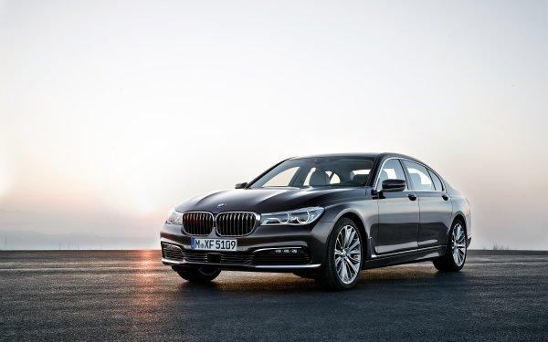 Véhicules BMW 7 Series BMW Luxury Car Black Car Voiture Fond d'écran HD | Image