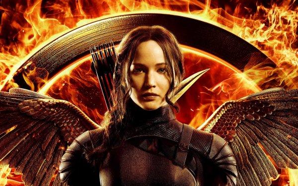 Películas Los juegos del hambre: Sinsajo - Parte 1 Los juegos del hambre Katniss Everdeen Jennifer Lawrence Fondo de pantalla HD | Fondo de Escritorio