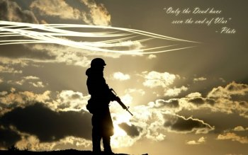 Military - Quote Wallpapers and Backgrounds ID : 80194