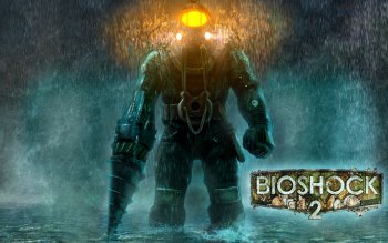 Video Game - Bioshock 2 Wallpapers and Backgrounds ID : 80274