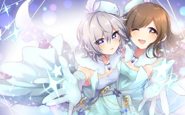 Anime The iDOLM@STER Cinderella Girls THE iDOLM@STER Minami Nitta Anastasia HD Wallpaper   Background Image