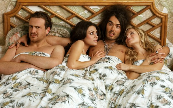 Movie Forgetting Sarah Marshall HD Wallpaper   Background Image