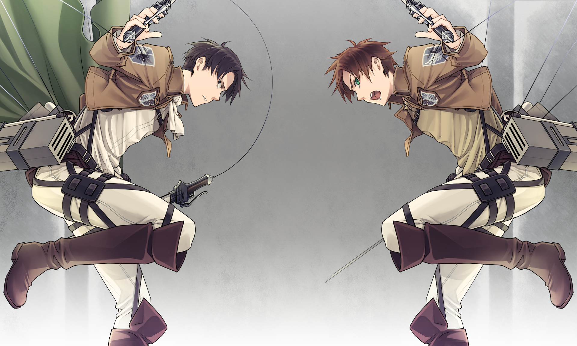 attack on titan full hd wallpaper and background image