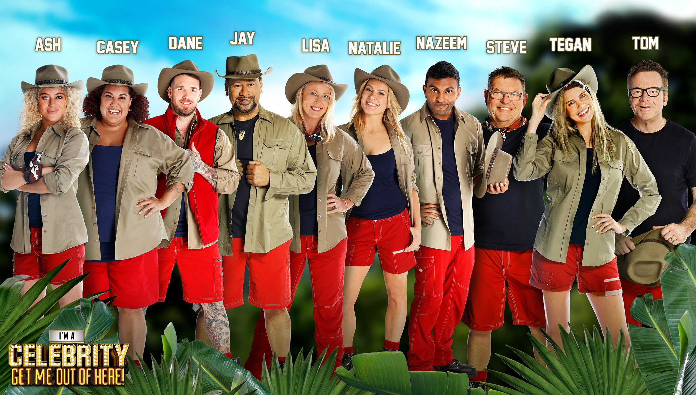 I'm a Celebrity Get Me Out of Here 2018 line-up rumours ...
