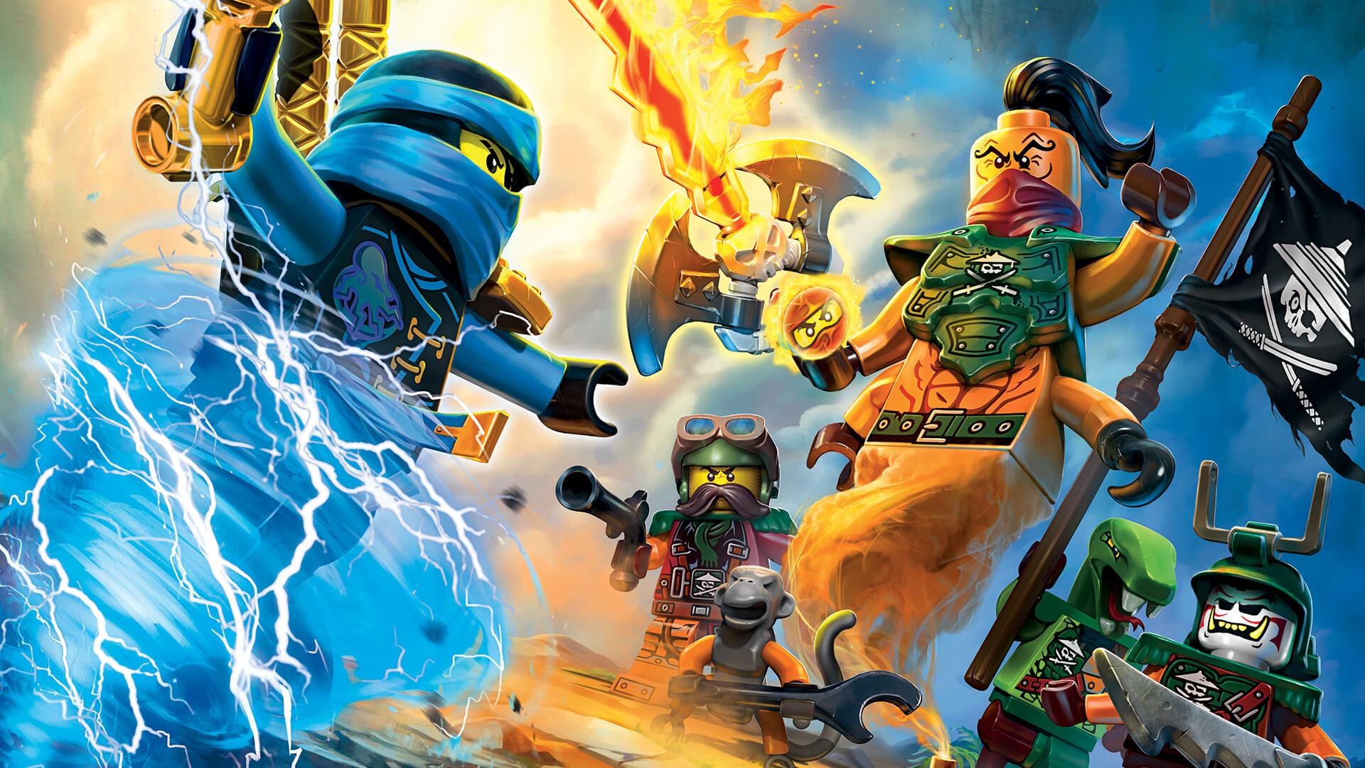 Lego ninjago: masters of spinjitzu | tv fanart | fanart. Tv.