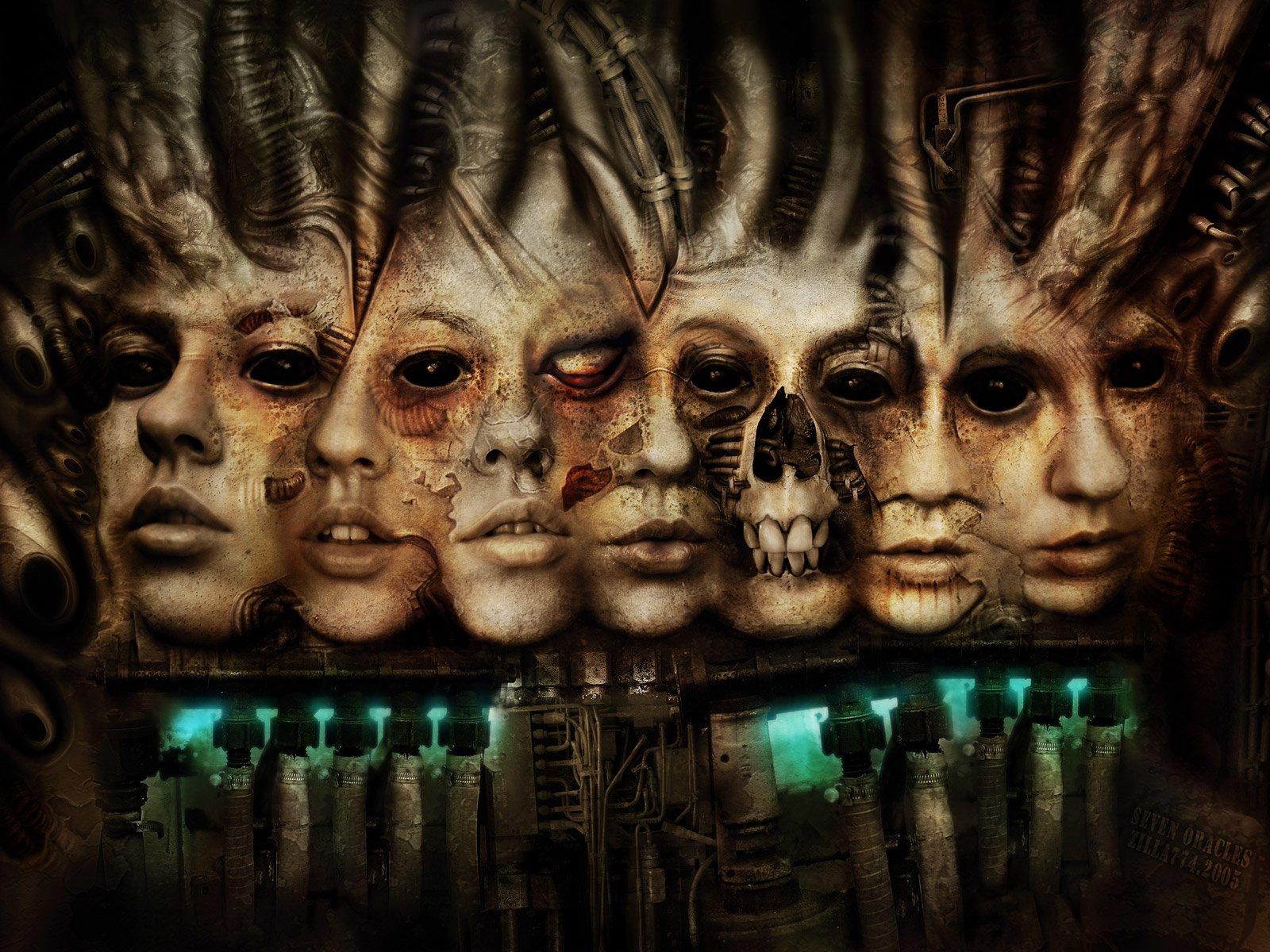 Sci Fi - Cyborg  Sci Fi Wallpaper