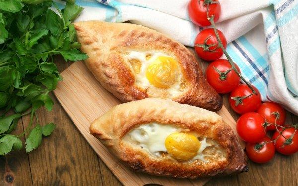 Food Egg Tomato Still Life HD Wallpaper | Background Image