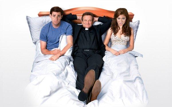 Movie License To Wed Robin Williams Mandy Moore John Krasinski HD Wallpaper | Background Image